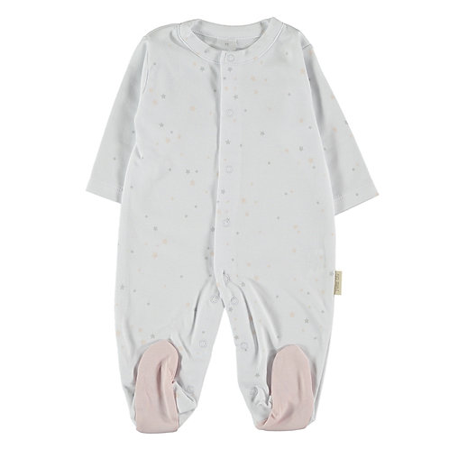 Stars Sleeping Suit