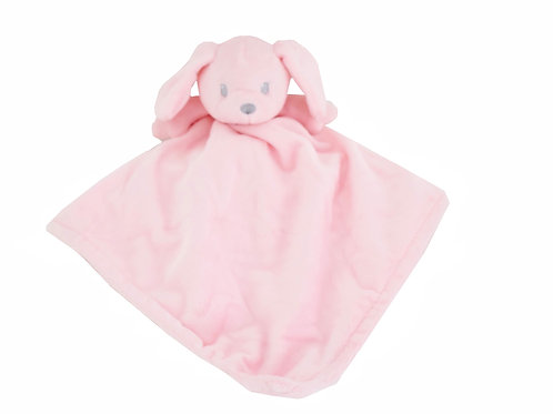 Pink Baby Dog Comforter