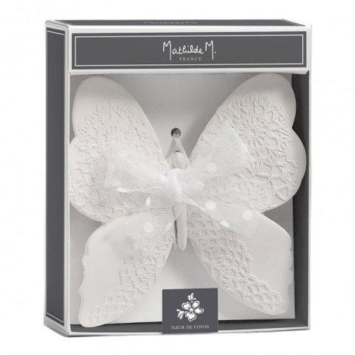 Cotton Flower Butterfly Scented Ceramics Mathilde M