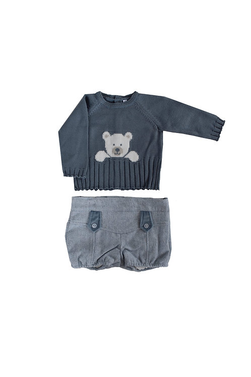 Winter Bear Outfit