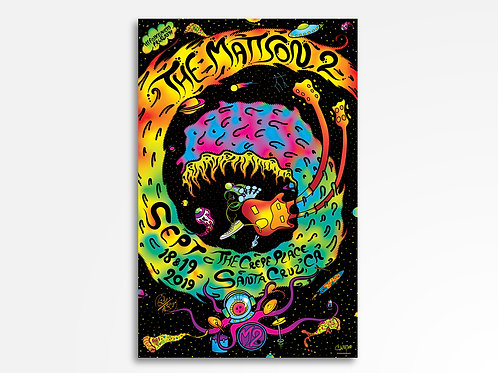 The Mattson 2 Limited Edition Commemorative Poster (1/50)