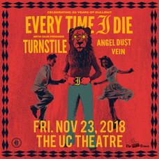 Every Time I Die - UCT112318 - 2000x2000