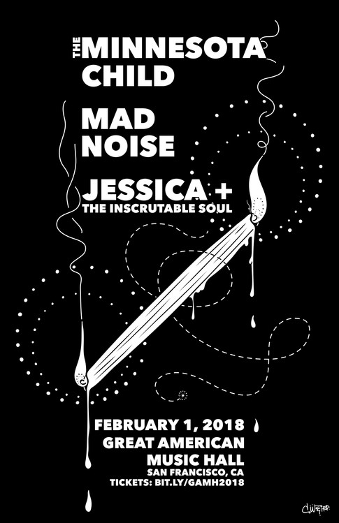 The Minnnasota Child x MAD NOISE