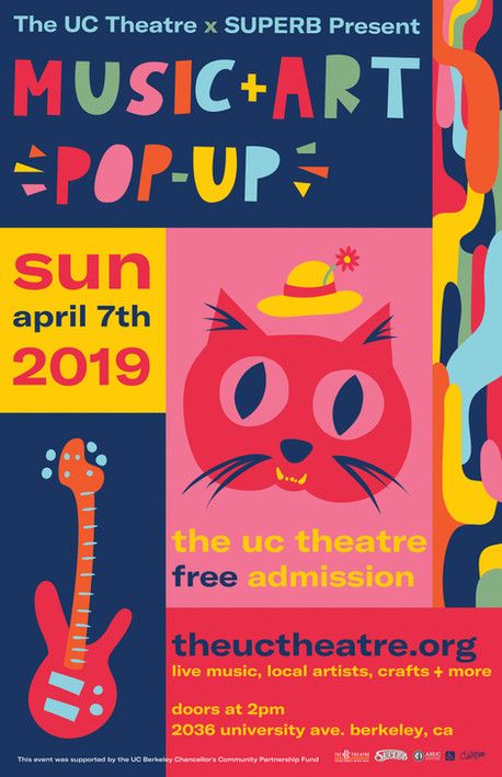 Superb - UCT040719 - Promo Poster - 11x1