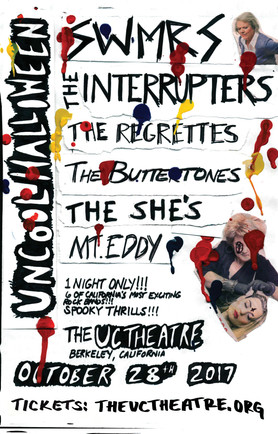 SWMRS w/ The Interrupters and more