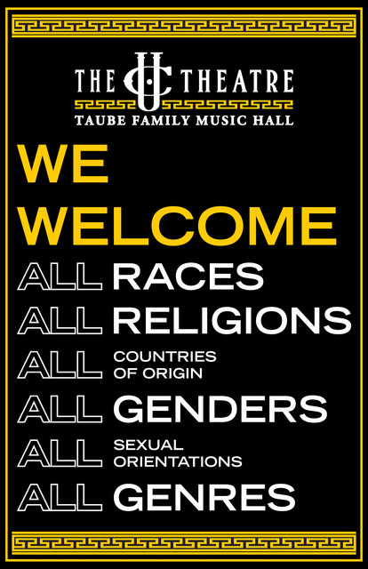 UCT We Welcome All - Poster - 11x17 v2.1