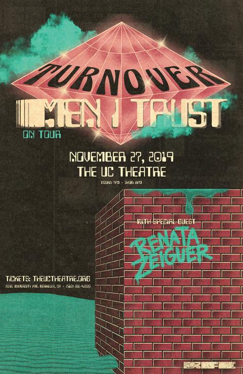 Turnover + Men I Trust
