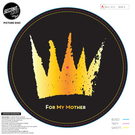 For My Mother – 7 inch – MAD NOISE