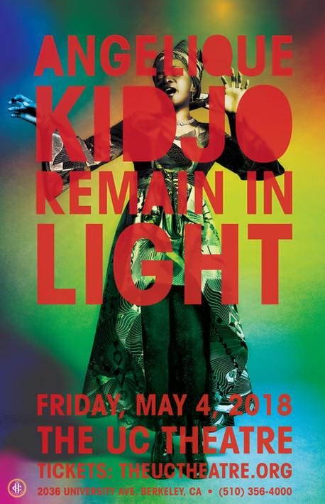 Angelique Kidjo's Remain in Light