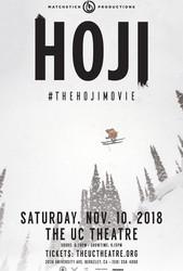 Hoji - UCT111018 - Promo Poster - 11x17
