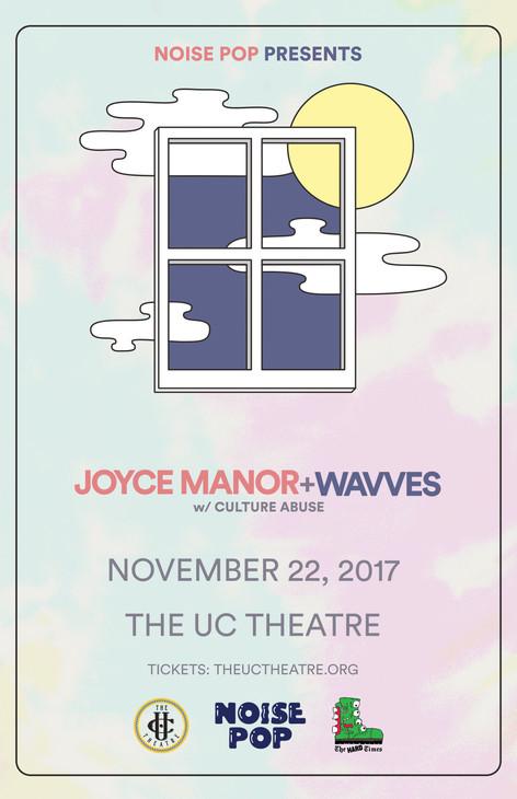 Joyce Manor + Wavves