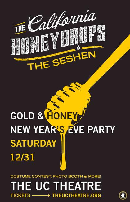 The California Honeydrops w/ The Seshen