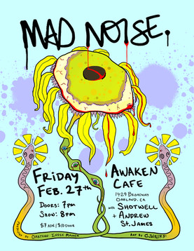 MAD NOISE w/ Shotwell