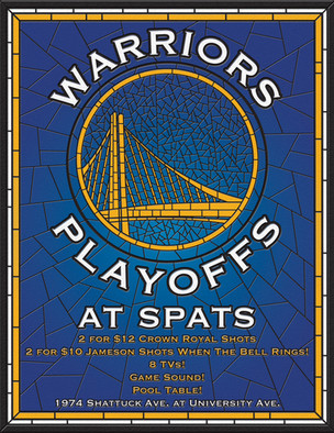 Warriors Playoffs 2018