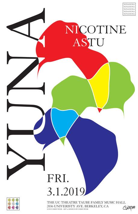 Yuna w/ Nicotine & Astu