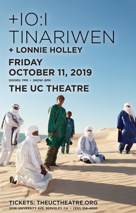 Tinariwen w/ Lonnie Holley
