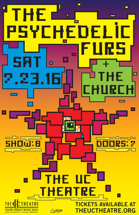 The Psychedelic Furs w/ The Church