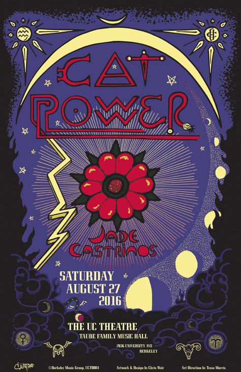 Cat Power w/ Jade Castrinos