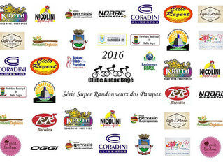 Tempos BRM 200 km Série 2016