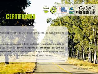 Enquete: Certificado BRM 300 Internacional