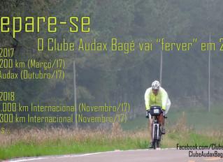 Eventos 2017 Clube Audax Bagé
