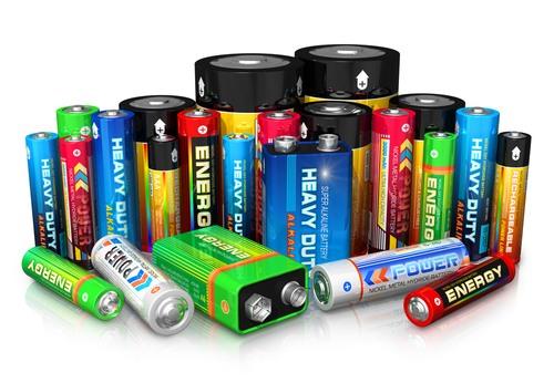 Pilhas ou Baterias reservas
