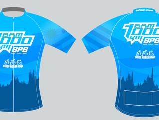 Pré Venda: Camisas de Ciclismo BRM 1000 km BPB | Série 2019