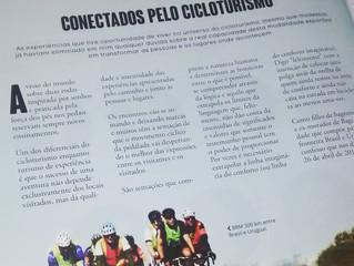 Clube Audax Bagé na Revista Bicicleta