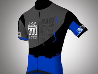 Camisas BRM 300 km Internacional CLube Audax Bagé | Série 2018