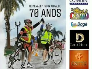 PRORROGAÇÃO Audax 200 km + Desafio 111 km e CANCELAMENTO Audax 300 km Internacional