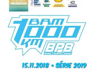 Inscrições BRM 1000 km Internacional BPB Série 2019