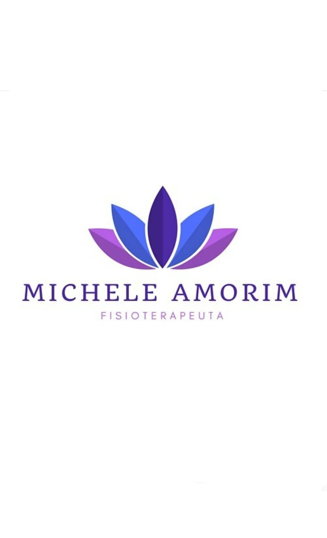 Fisioterapeuta Michele Amorim