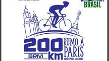 Rumo a Paris, tudo começa no BRM 200 km Série 2019