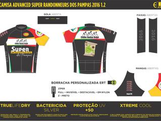 """Quem são os """"Super Randonneurs dos Pampas"""" 2016?"""