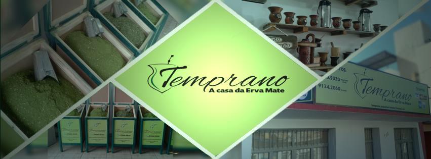 Temprano - A casa da erva mate