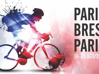 Clube Audax Bagé no Paris-Brest-Paris 2019