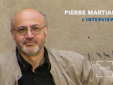 Pierre Martial, écrivain, journaliste... et Militant ! - interviewé par Pascal Francois