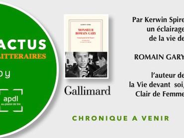 Romain Gary, l'écrivain aux deux Prix Goncourt...