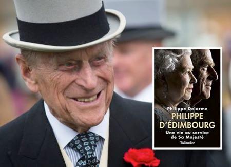 Philippe d'Edimbourg, une vie au service de sa Majesté - de Philippe Delorme