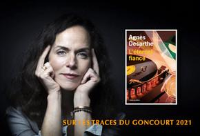 sur les traces du Goncourt 2021 : 5 - L'éternel fiancé - d'Agnès Desarthe