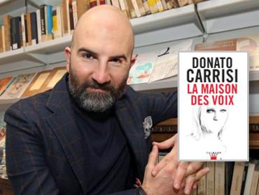 La Maison des voix - de Donato Carrisi
