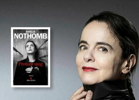 - Sélection Rentrée Littéraire APDL : Premier sang - d'Amélie Nothomb