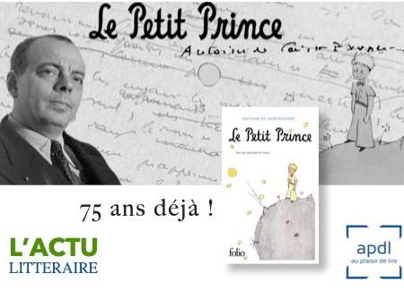 """""""S'il vous plait... dessine-moi un mouton !"""". C'était il y a 75 ans aux éditions Gallimard."""