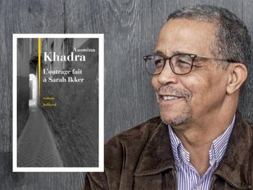 L'outrage fait à Sarah Ikker - de Yasmina Khadra