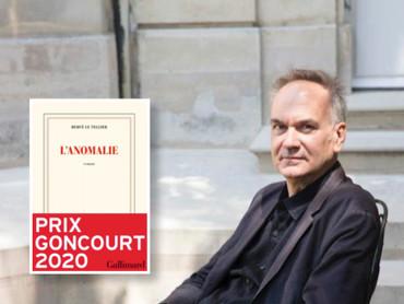L'anomalie - d'Hervé Le Tellier - Prix Goncourt 2020