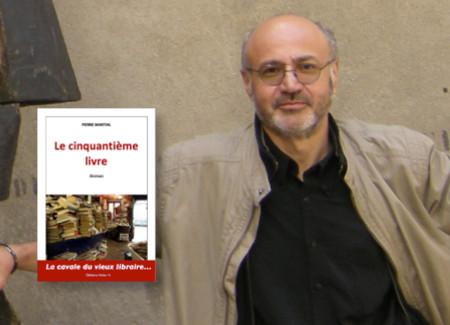 Le cinquantième livre - de Pierre Martial