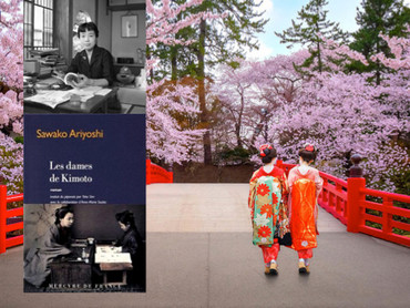 Les dames de Kimoto - de Sawako Ariyoshi