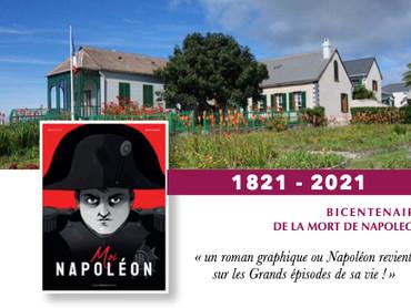 """""""Moi Napoléon"""" - c'était le 5 Mai 1821, il y a 200 ans - Le Bicentenaire de la Mort de Napoléon !"""