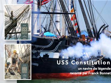 USS Constitution - Livres 1 & 2 - de Franck Bonnet