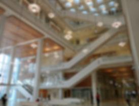 Le nouveau Palais de Justice à Paris